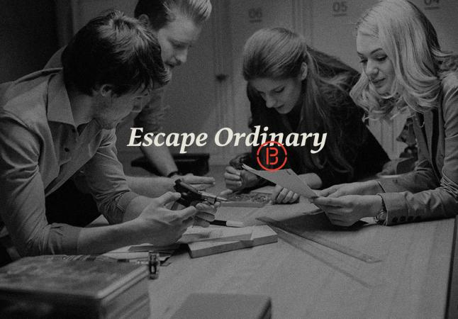 Escape Ordinary Huddle