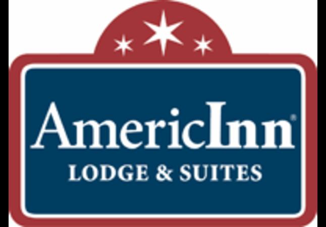 logo for Americinn Hotel and Suites Johnston