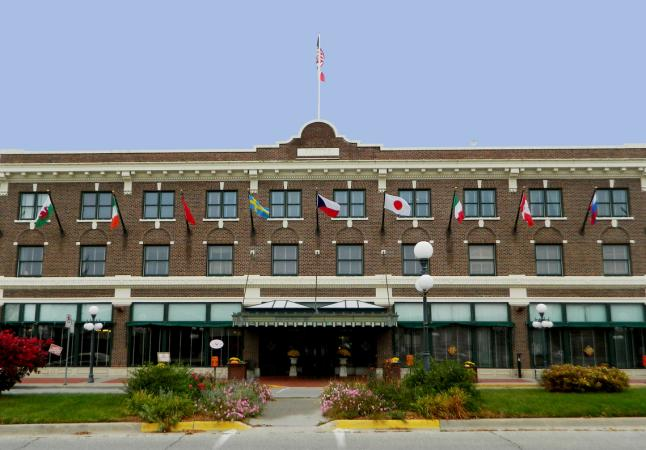 The Hotel Pattee