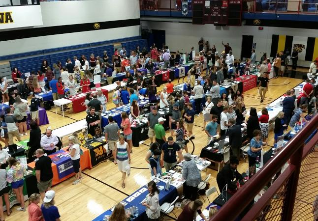 ICAN College Event