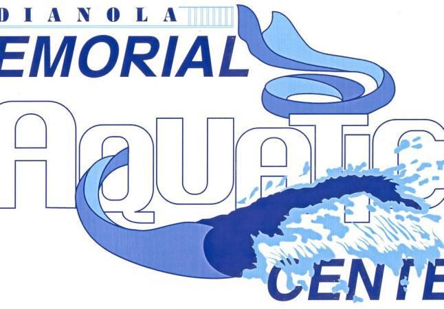Logo for Veterans Memorial Aquatic Center