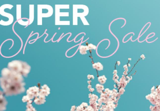Spring Package Coupon