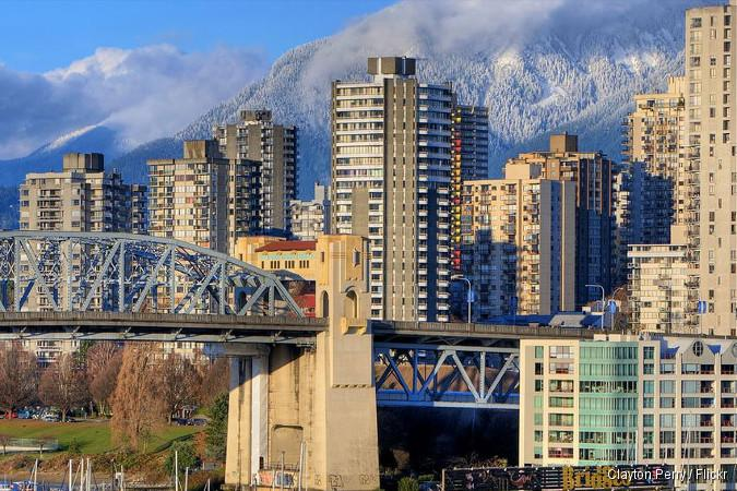 Winter in Vancouver