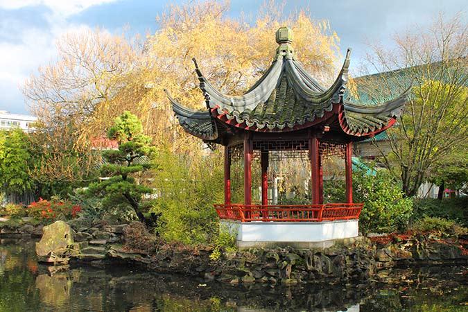 Dr Sun Yat-Sen Chinese Garden