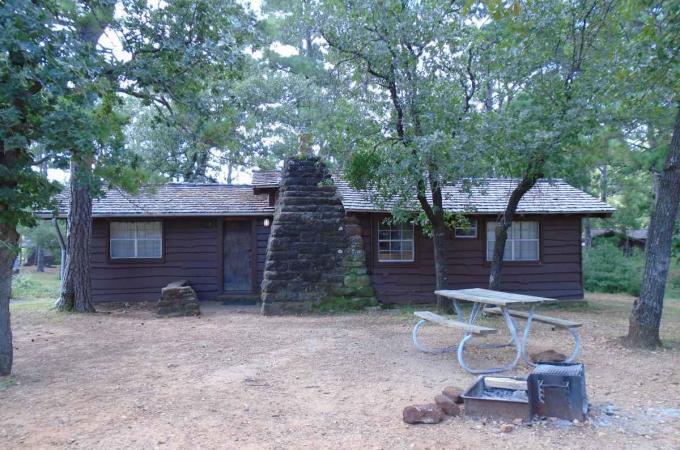 Bowie Cabin