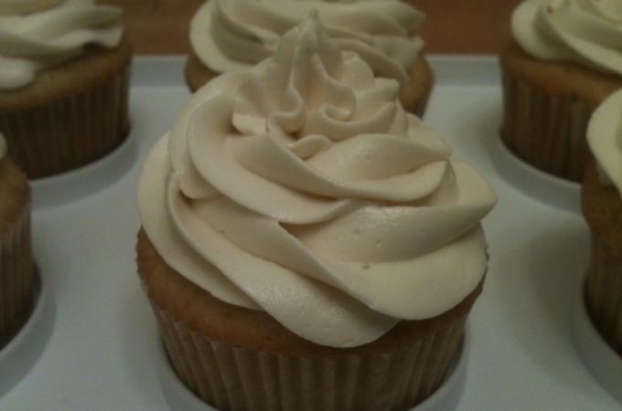 Simply Sweet Cupcake