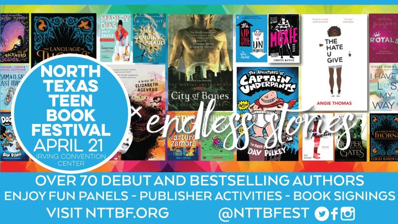North Texas Teen Book Festival
