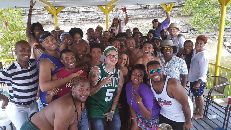 Annual Boat Party on Lake Travis for Austin Black Pride