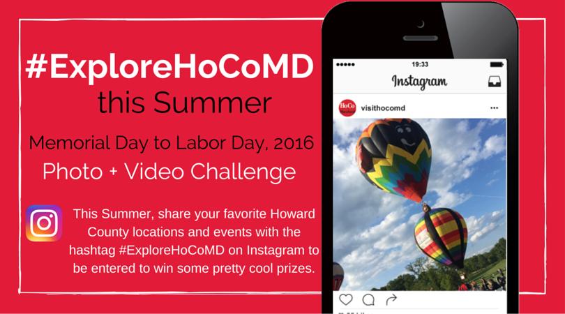 #ExploreHoCoMD 2016 Insta Contest