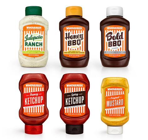 Whataburger Sauces