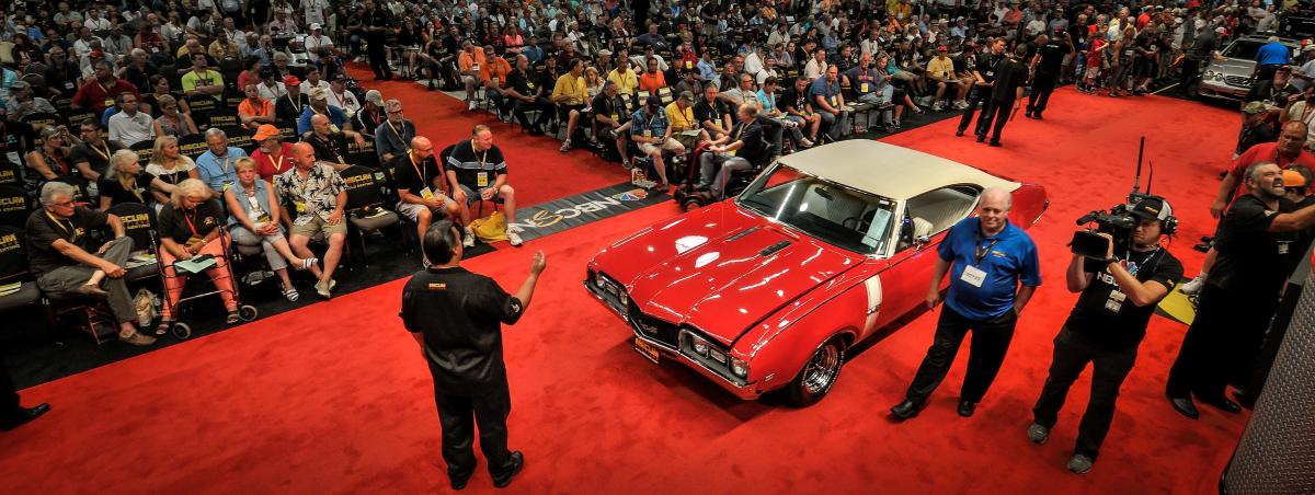 World\'s largest collector car auction company selects HHR for new ...