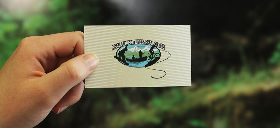 Conference printing services business cards eugene cascades eugene cascades coast business card reheart Choice Image