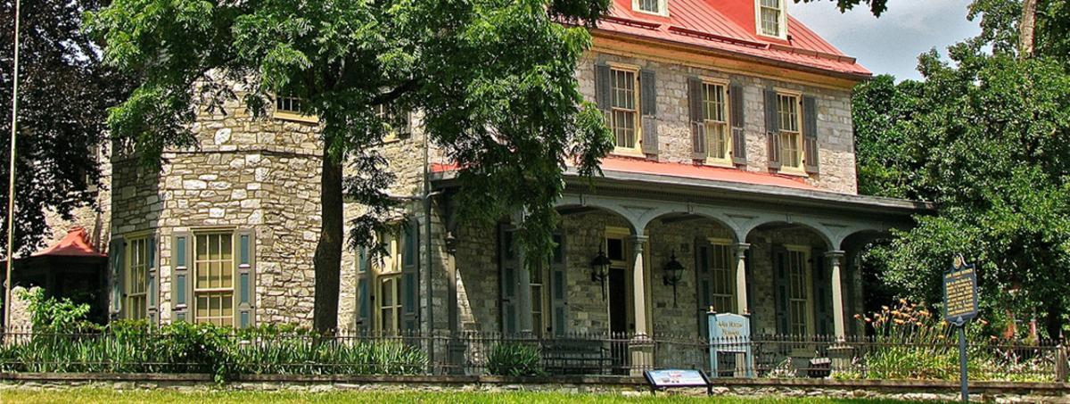 John Harris Mansion   Harrisburg, PA