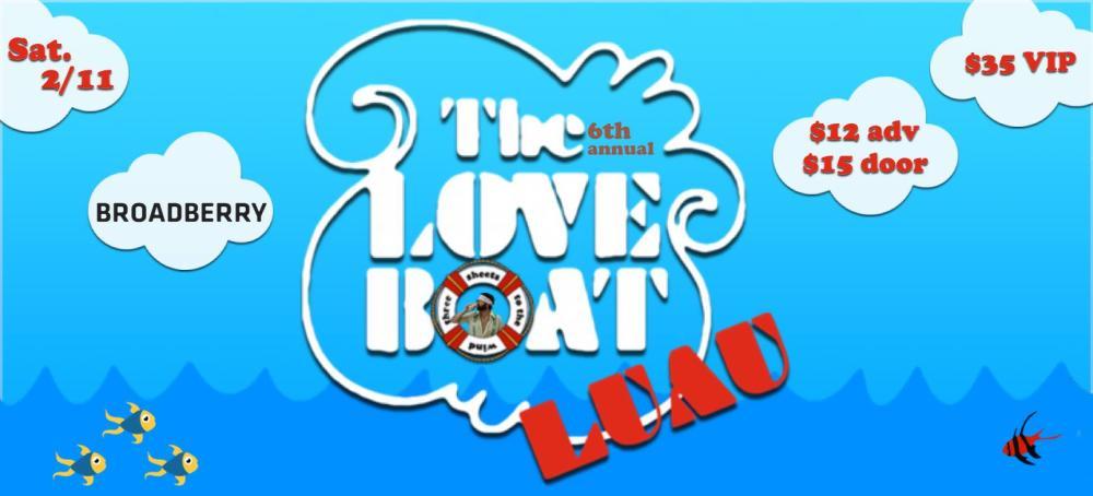 Love Boat Luau 2017