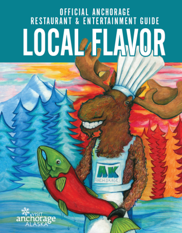 2016 Official Anchorage Restaurant Guide