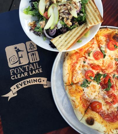 The Foxtail Cafe in Wasagaming