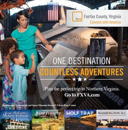 Advertising - Virginia Travel Guide