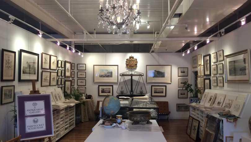 Antiquariat Gallery