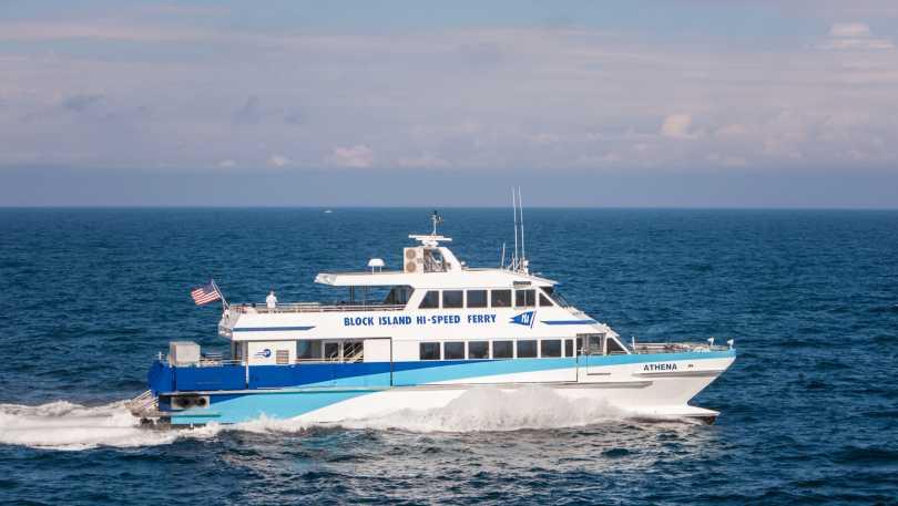 Block Island Hi Speed Ferry