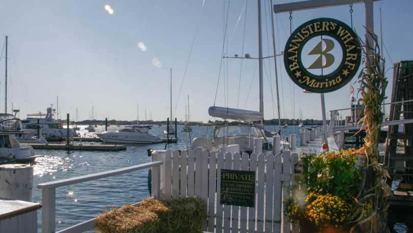 Banniste's Wharf
