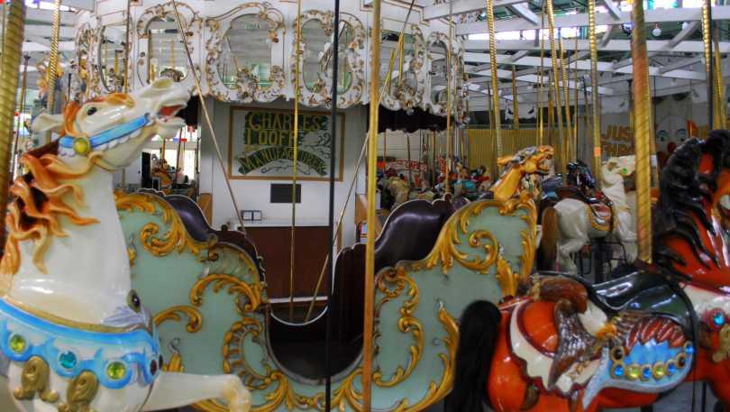 Crescent Park Carousel