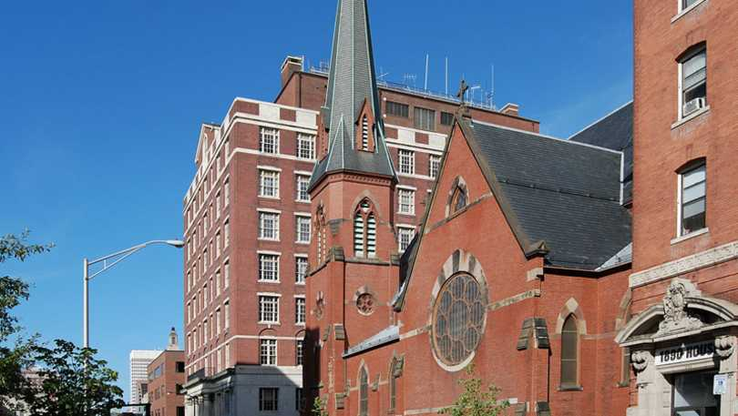 First Universalist Church