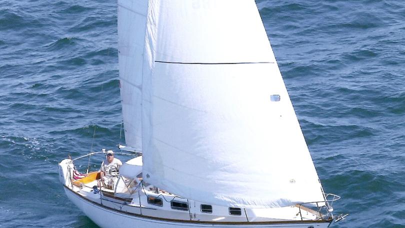 Newport Day Sail