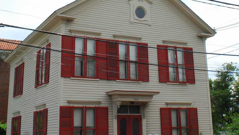 North Providence Old Town Hall