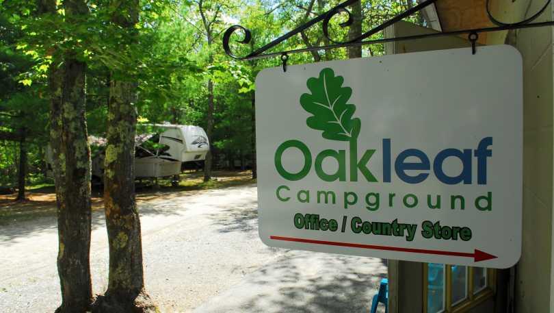 Oakleaf Campground