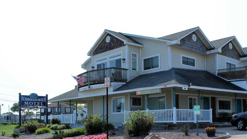 Scarborough Beach Motel