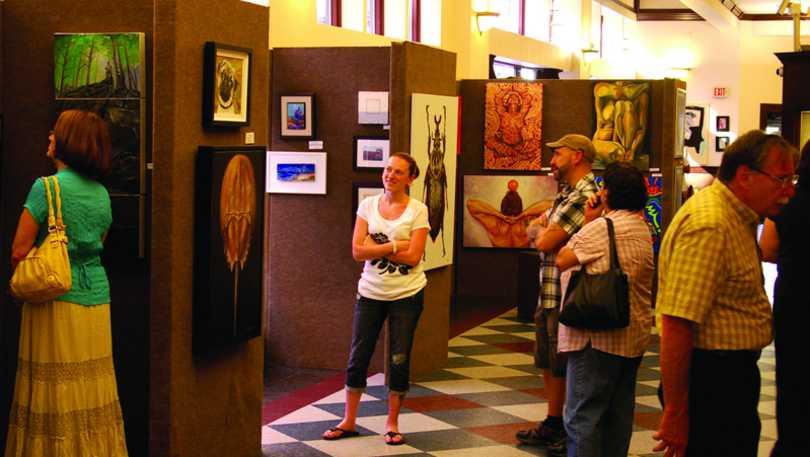URI Feinstein Campus Gallery