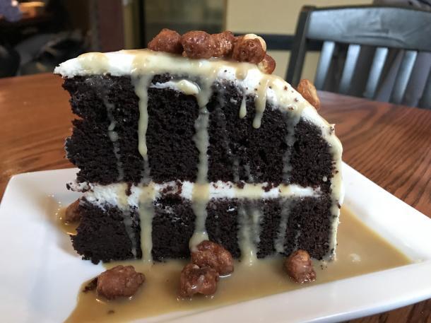 Cake at Church Key