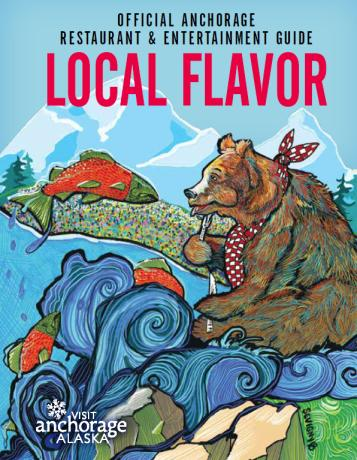 Local Flavor Official Restaurant Guide