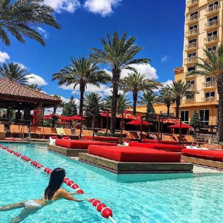 Golden Nugget Pool | Lake Charles, LA