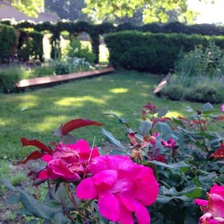 Sensory Garden at Rochester Museum & Science Center