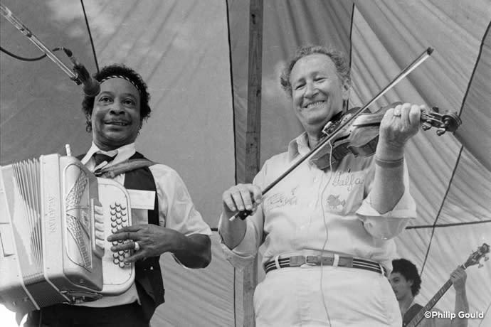 Doopsie and Dewey 1982 - Festivals Acadiens et Créoles