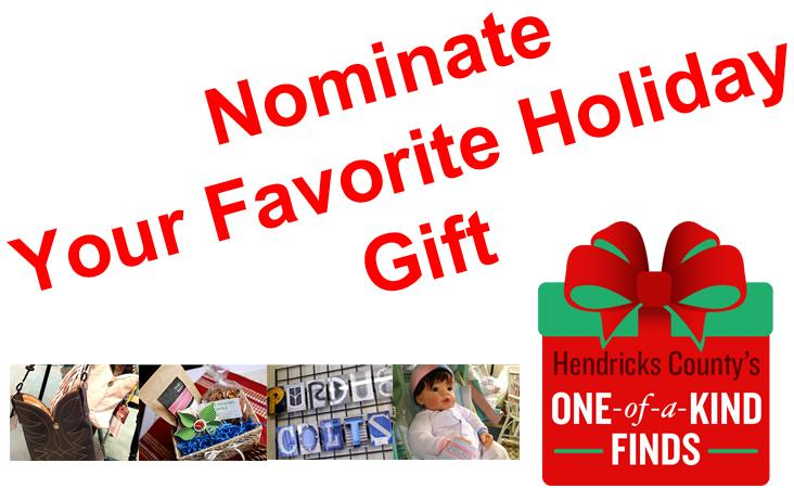 Holiday Gift Nomination Slide