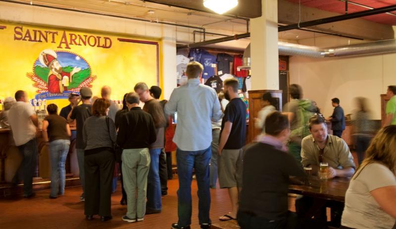Saint Arnold's Brewery