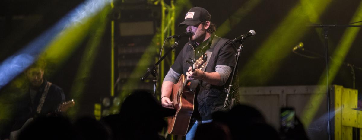 Nate Hosie NRA Country Concert