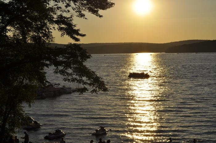 Boat Tours on Lake Wallenpaupack