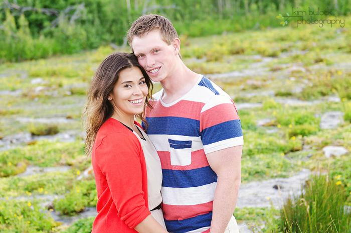 Cascade Springs Engagements