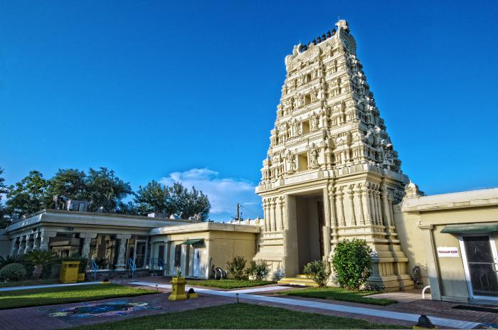 Sri Temple in Pearland