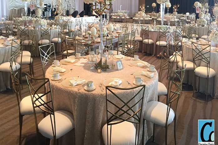Elegant Charming Chairs Event Rentals