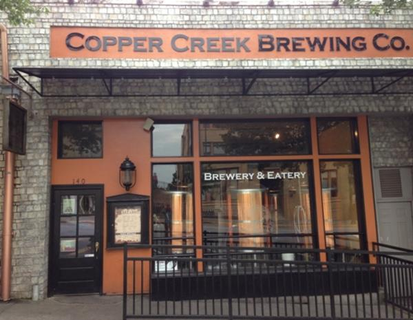 Copper Creek Brewing
