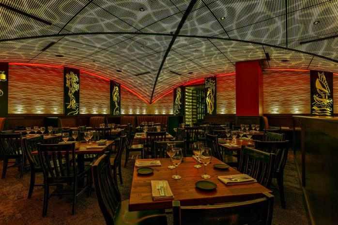Peli Peli Galleria Restaurant Interior