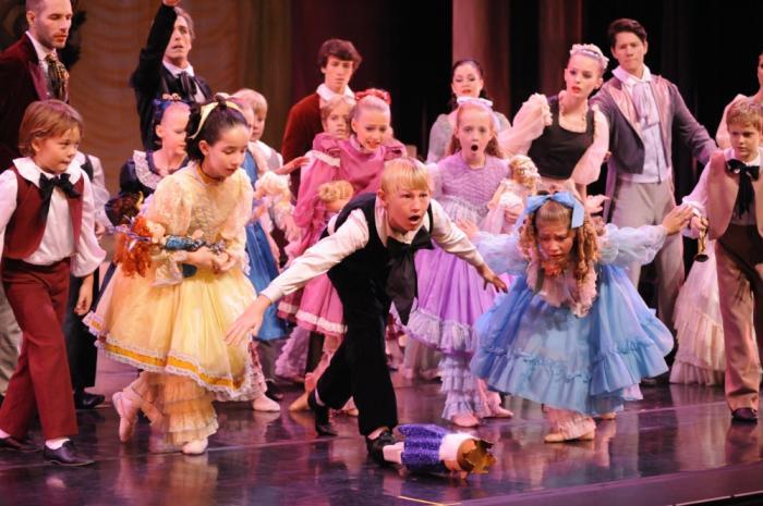 Utah Regional Ballet's The Nutcracker