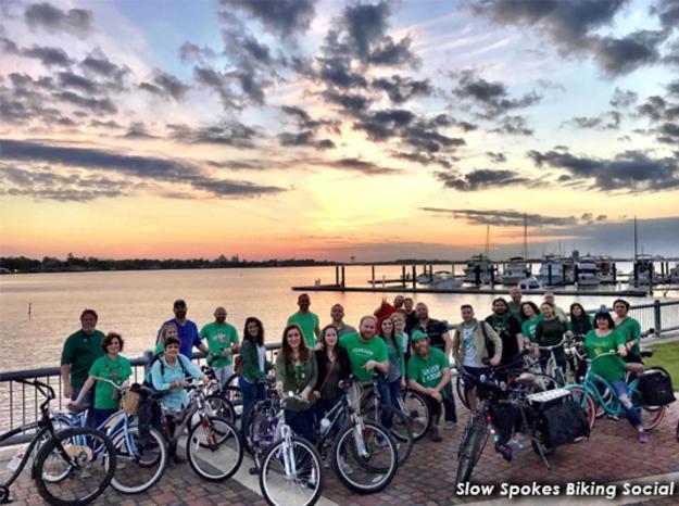 Slow Spokes Biking Social