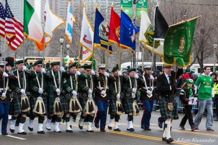 St. Patrick's Day Parade Chicago