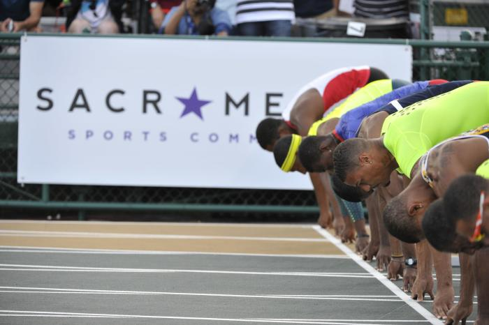 2014 USATF sprints