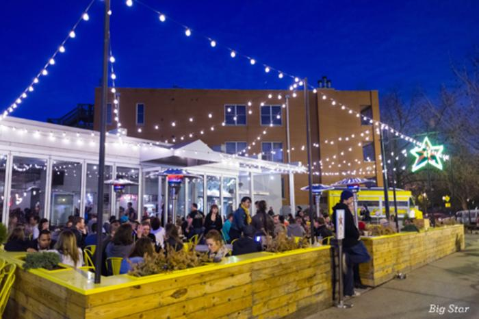 Restaurants With Good Outdoor Seating Chicago